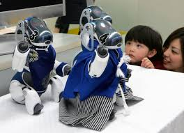 sony u0027s pet project a new robot dog to be unleashed soon wsj