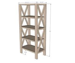 Free Wooden Shelf Bracket Plans by Best 25 Wood Bookshelves Ideas On Pinterest Pallet Bookshelves