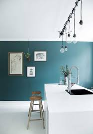 d o peinture cuisine peinture bleu petrole cuisine