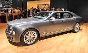 2013 Bentley Mulsanne Information And Photos Zombiedrive