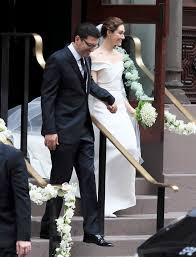 dirk nowitzki wedding photos emmy rossum marries sam esmail see the rehearsal photos people com