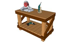 How To Build This Diy Workbench by Workbench Plans Free Myoutdoorplans Free Woodworking Plans And