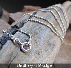 necklace ring clasp images Sterling silver ball chain necklace spring ring clasp chainn jpg