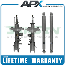 nissan altima 2015 warranty buy 1250 sensen shocks struts full set 4 pieces new lifetime