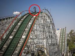 pictures of motocross bikes dirt bike rider on roller coaster track business insider