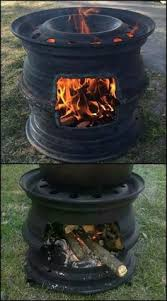 Old Fire Pit - 35 diy fire pit ideas drive shaft bbq tools and steel plate