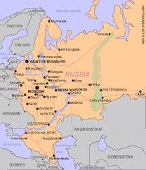 european russia map cities 10 important facts about russia way to russia guide