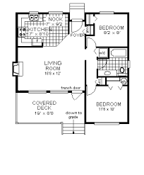 bungalow blueprints house 1052 blueprint details floor plans