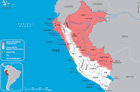 Chile South America Map by South America Map Of South America Southwind Adventures Map Of
