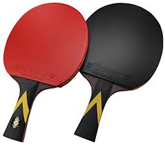 best table tennis paddle for intermediate player amazon com 2 player pasol 7 star premium ping pong paddle