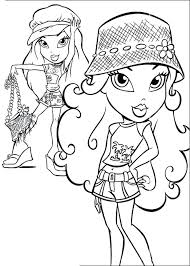 kim possible coloring pages to print free download printable kim