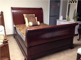 Bed Frame Craigslist Craigslist Thomasville Sleigh Bed Vine Dine King Bed