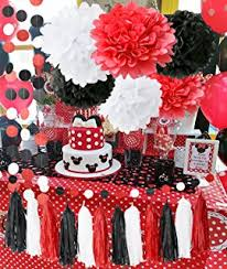 minnie mouse theme party mad about minnie mouse 1st birthday party