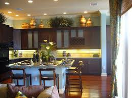 above kitchen cabinet ideas decorating top of kitchen cabinets best home design