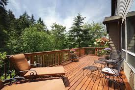 deck railing styles u0026 installation