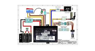 bladez electric scooter wiring diagram wiring diagrams