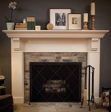 fireplace mantels and open floor plans interior design