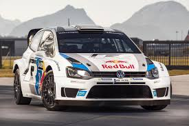 volkswagen polo closer look at vw u0027s polo r wrc machine