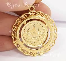 resat altin ceyrek tugra gold coin turkish gold 24 carat gp