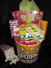 Movie Themed Gift Basket Gift Ideas Archives Lilacs And Longhornslilacs And Longhorns