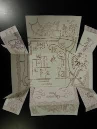 Harry Potter Map Marauders Map Marauders Map Marauder And Minis