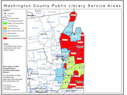 Washington County Map by Washington County Find Your Public Library In New York State