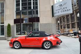 gold porsche convertible 1986 porsche 911 carrera stock gc1908 for sale near chicago il