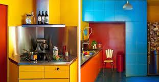 cuisine coloré guide pour aménager sa déco cuisine colorée