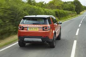 land rover mud the 2016 land rover discovery sport is not afraid of mud ruts
