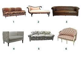 Types Of Sleeper Sofas Types Of Sofas Wojcicki Me