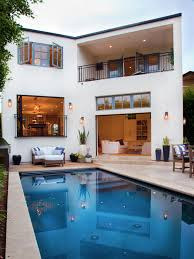 Swimming Pool Design For Small Spaces by Small Swimming Pool Ideas And Pictures Hgtv U0027s Decorating