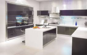 European Style Kitchen Cabinets by High Gloss Paint Kitchen Cabinets Captainwalt Com
