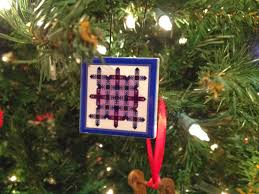 sew fun 2 quilt more ornaments they tell a story