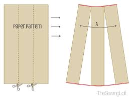 Pattern For Simple Long Skirt | simple maxi skirt diy for your closet the sewing loft