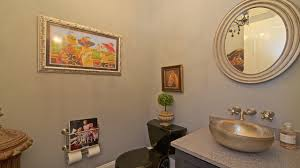 French Powder Room Waterfront French Cottage Kristan Cloud Malin Realtor Real