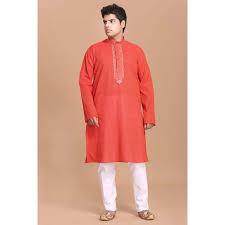 kurta colors red color designer kurta pajama 5067