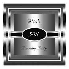 50th birthday party invitations u2013 invitations 4 u