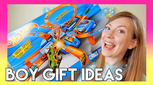 5 year old boy gift ideas and christmas haul youtube