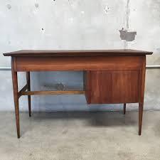 Bassett Writing Desk Mid Century Desk By Bassett With Mark U2013 Urbanamericana