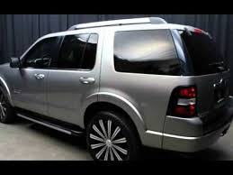 2007 Ford Explorer Interior 2008 Ford Explorer Limited For Sale In Phoenix Az Youtube