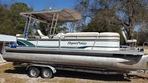 Aqua Patio Pontoon by Sold Aqua Patio 240 Rs In Jacksonville Fl Pop Yachts