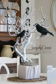 Diy Branches Centerpieces by Best 25 Halloween Table Centerpieces Ideas On Pinterest