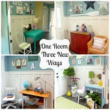 entry hall one room three new ways at thehappyhousie boho chic