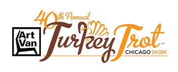 turkey trot chicago turkey day run chicago