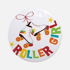 roller derby ornament cafepress