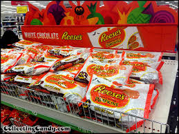 full size candy bars halloween new for halloween 2014 reese u0027s white chocolate pumpkins