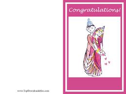 wedding wishes hindu free printable hindu wedding card template