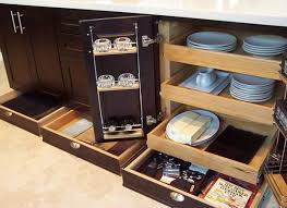 space saving kitchen ideas pine kitchen cabinets for saving space kitchen design ideas