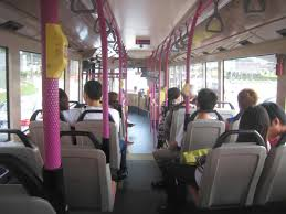 bus inspector smacked me and locked me up in the bus for 2 hours