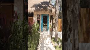 prana boutique hotel tulum mexico youtube
